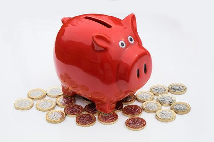 shutterstock piggy bank pounds - Watchdog: Uh, sit down, AriseBank. This crypto-coin looks more like a $600m crypto-con