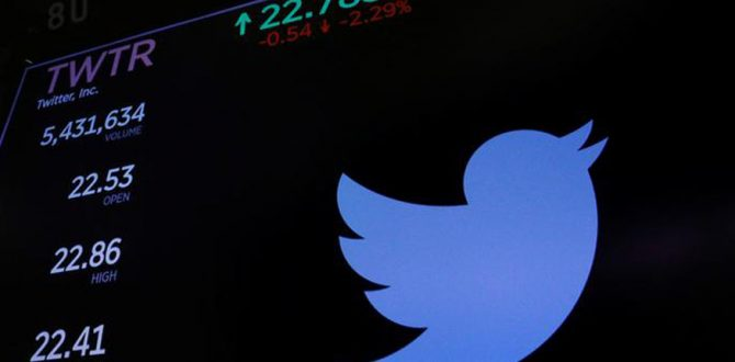 twitter logo pic 670x330 - Twitter Posts its First Real Profit, Sends Shares Soaring
