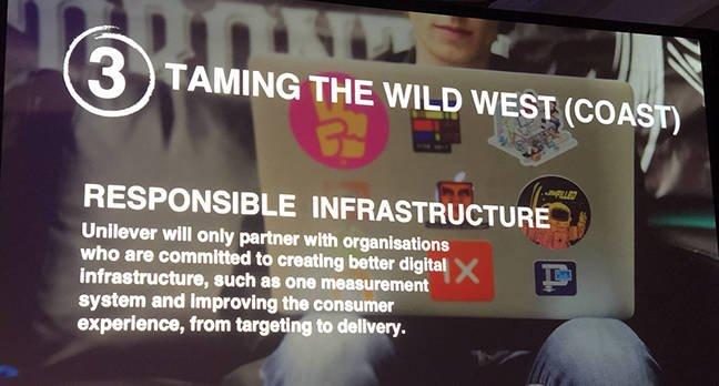 Slide from Weed presentation