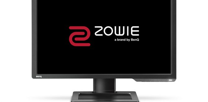 zowie monotor  670x330 - BenQ Launches Zowie XL2411P PC e-Sports Monitor in India For Rs. 27,500