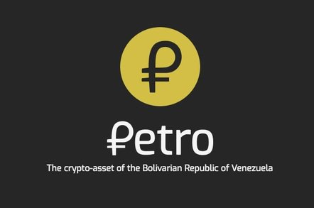 venezuelan petro - Venezuela floats its own oily cryptocurrency to save the world economy