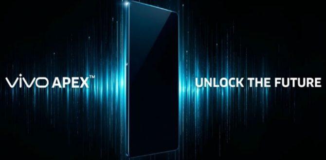 vivo apex pics 670x330 - MWC 2018: Vivo Unveils 'Apex' FullView Concept Smartphone