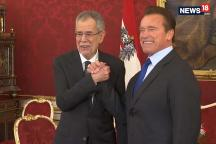 Terminator Says 'I'm Back' : Arnold Schwarzenegger Wakes Up From Heart Surgery in Style