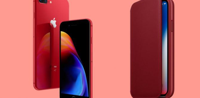 Apple iPhone 8 RED 670x330 - Apple iPhone 8, iPhone 8 Plus RED Special Edition Launched For a Starting Price of Rs 67,940