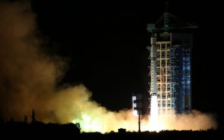 China Quantum satellite 320x200 - China to Launch Two Satellites For Pakistan in June