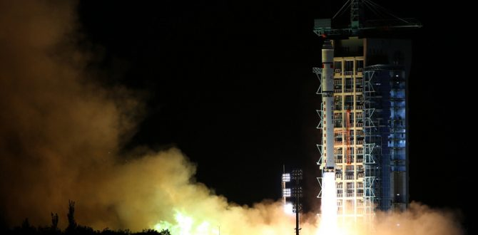 China Quantum satellite 670x330 - China to Launch Two Satellites For Pakistan in June