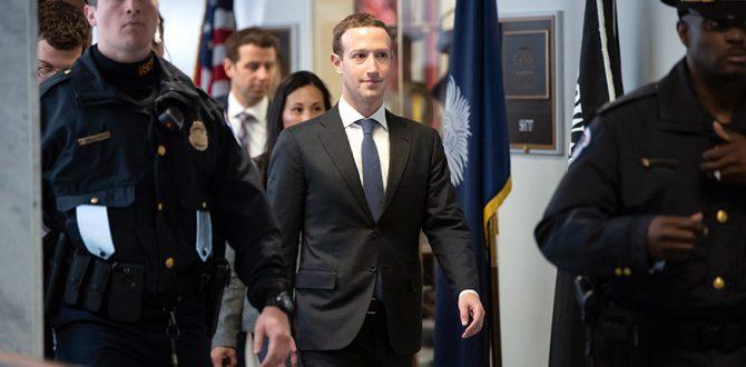 Facebook CEO Mark Zuckerberg Faces Congressional Inquisition 3 670x330 - Zuckerberg Opens Senate Hearing With an Apology