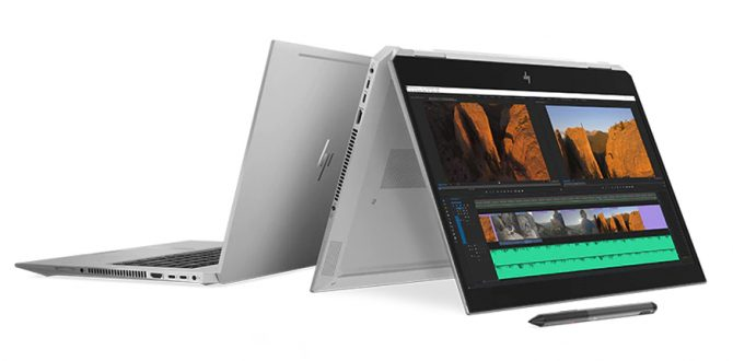 HP ZBOOK STUDIO x360 670x330 - HP Unveils ZBook Studio x360 as 'World's Most Powerful Convertible PC'