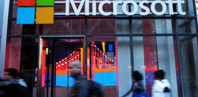Microsoft Logo 4 670x330 - Microsoft: Digital Transformation to Add $154 Billion to India's GDP by 2021