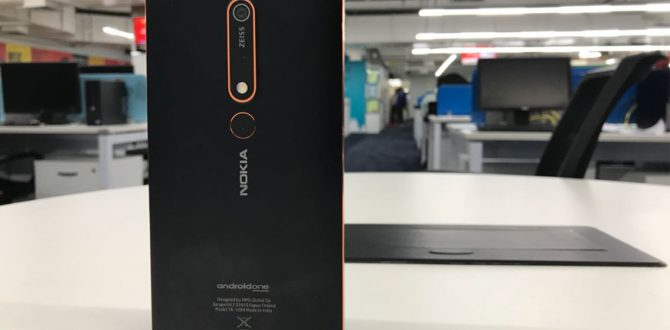 Nokia 6 2018 Back Panel 1 670x330 - Nokia 6 (2018) to Get 4GB RAM, 64GB Storage Variant Soon: Report