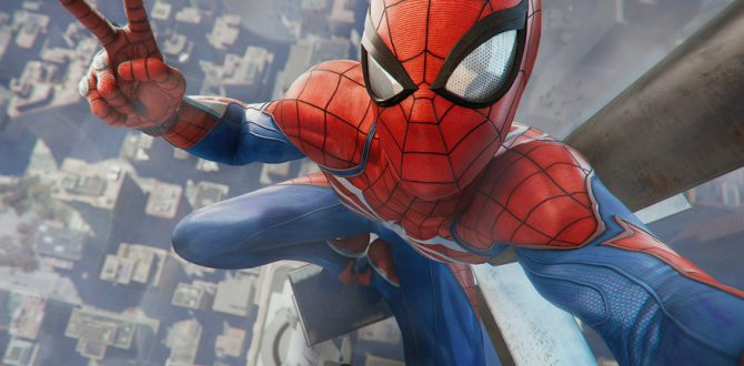 SPIDERMAN  670x330 - New 'Spider-Man' Game Set For September Launch