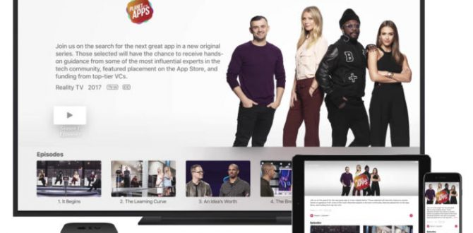 apple planet of the apps 100745751 large 670x330 - Apple's original TV shows and series: Isaac Asimov's Foundation adaptation gets a straight-to-series deal