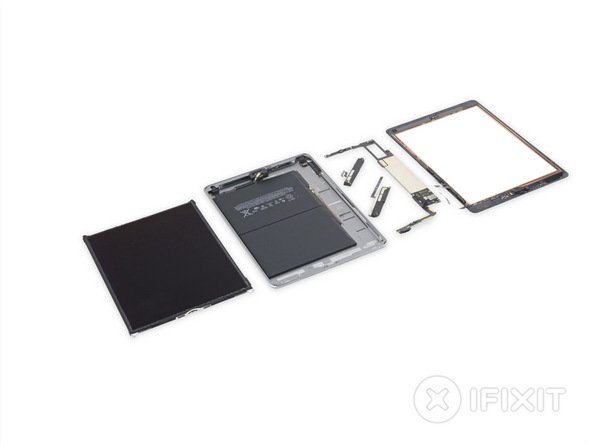 iFixit 6th gen teardown