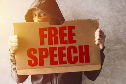 shutterstock free speech - Revenge pornography ban tramples free speech, law tossed out – where else but Texas!