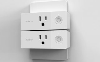 stacked wemo mini smartplugs 100727516 large 320x200 - Give your outlets a dose of AI with these great deals on smart plugs