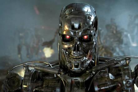 terminator - Googlers revolt over AI military tech contract, brainiacs boycott killer robots, and more