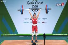 Golden Start For India: Mirabai Chanu's Reaction After Winning First Gold