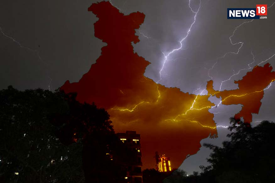 Watch: Stormy Weather In India Whats At Stake?
