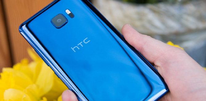 HTC U 670x330 - HTC's Latest Android Smartphone Is Powered By Blockchain: Report