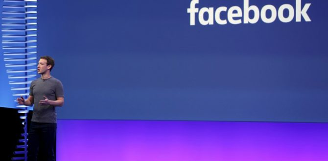 Mark Zuckerburg Facebook 2 670x330 - Facebook Suspends About 200 Apps That Access Its Users' Data