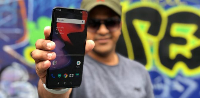 OnePlus 6 FI Profile 670x330 - OnePlus 6 First Impressions Review: This Phone Is All You Might Need in 2018