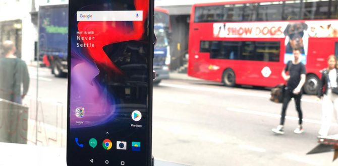OnePlus 6 Front1 670x330 - OnePlus 6 In Pics: The Flagship Killer Redefined