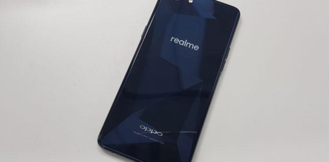 Oppo Realme 1 1 670x330 - Oppo Realme 1 in Pics: Check Out the New Budget Smartphone