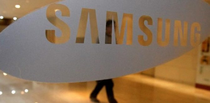 Samsung Logo 670x330 - Samsung Must Pay $539 Million For Copying Parts of iPhone: Jury