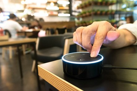 alexa photo via shutterstock - 'Alexa, find me a good patent lawyer' – Amazon sued for allegedly lifting tech of home assistant