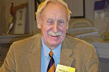 baylis - IP freely? What a wind-up! If only Trevor Baylis had patent protections inventors enjoy today