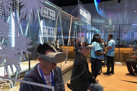 oculus go at f8 - Oculus Go: Capable kit, if the warnings don't put you off