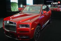 Rolls-Royce launches its first-ever SUV
