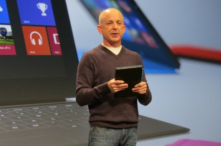 sinofsky - Microsoft returns to Valley of Death? Cheap Surface threatens the hardware show