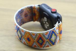 tefeca elastic apple watch band