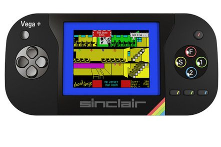 vega console teaser 1 - What's up with that ZX Spectrum reboot? Still no console