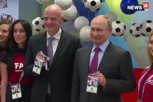 FiFA World Cup 2018 : Russia Has Come Up With Fan ID For FIFA World Cup