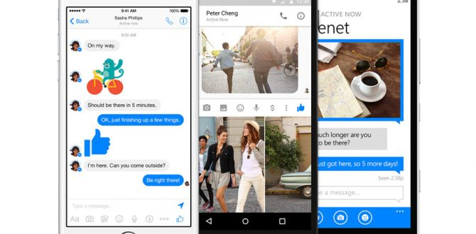 Facebook Messenger1 670x330 - Facebook Messenger Kids Now in Canada And Peru