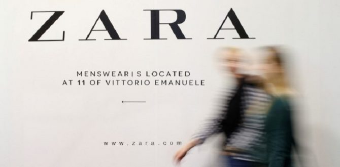 ZARA 670x330 - Fashion Major Zara Turns to Technology to Stay Ahead of The Competition