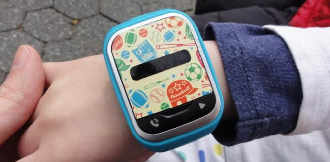 lg gizmopal 2 front view 100754794 large 670x330 - LG GizmoPal 2 review: A cheap, rugged and fun GPS tracker watch for younger kids