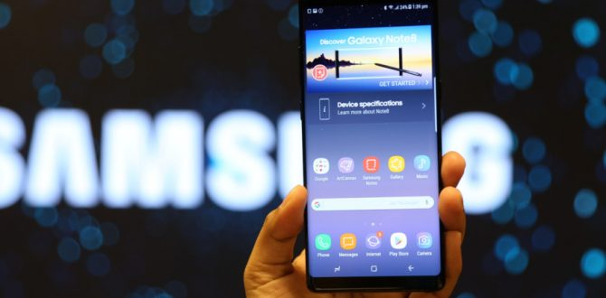 SamsungGalaxy Note 8 670x330 - Samsung Galaxy Note 9 'S-pen' Might Come With Music Playback Control Through Bluetooth