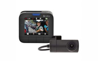 dash2316d lcd rear 100759818 large 320x200 - Cobra Drive HD Dash 2316D review: Dual cameras, neat features, poor night video