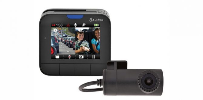 dash2316d lcd rear 100759818 large 670x330 - Cobra Drive HD Dash 2316D review: Dual cameras, neat features, poor night video