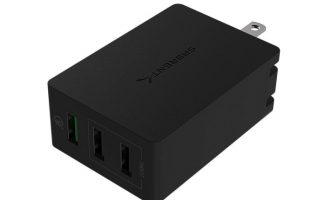 sabrent quick charge  3 port wall usb rapid charger 100762284 large 320x200 - Sabrent's Quick Charge 3.0 three-port wall USB charger is $20 off, a big discount